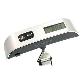🔥 Digital Electronic Luggage Scale 50kg/110lb