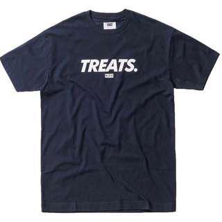 Kith Treats Tee / T shirt Navy Blue