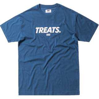 Kith Treats Tee / T shirt Blue