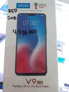 Vivo V9 Ram 6GB Bisa Kredit Proses Cepat