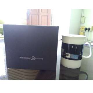 Limited Edition LTA Mug