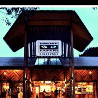 Night Safari $34