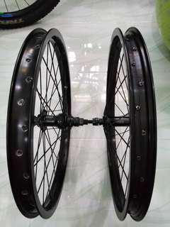 Wheelset Cult Bmx