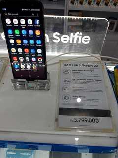 Samsung A6 RAM 3/32 Bisa Kredit proses cepat