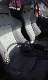 Seat Evo 2