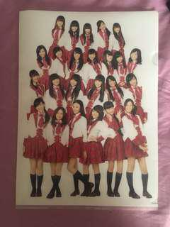 Clear File Map JKT48