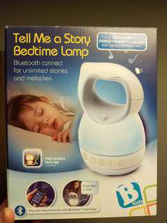 Tell me a story bedtime lamp 音樂小夜燈