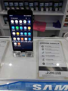 Samsung Galaxy J4  Bisa kredit proses cepat