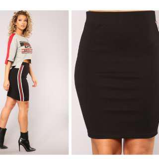 fashionnova catherine miniskirt
