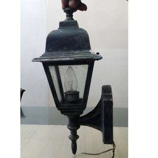 Wall lamp (1pc only)