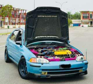 Honda Civic EG / EK / EF