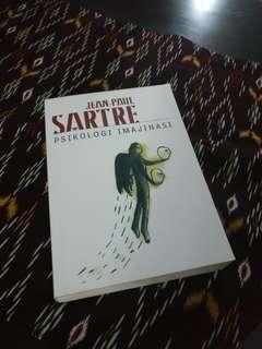 Psikologi Imajinasi - Jean-Paul Sartre