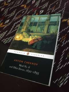 Ward no. 6 and other stories - Anton Chekhov