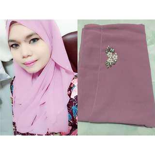 Instant Hijab/Tudung /Shawl Juliet