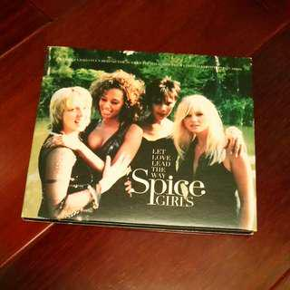 🚚 Spice Girls - Let love lead the way 單曲