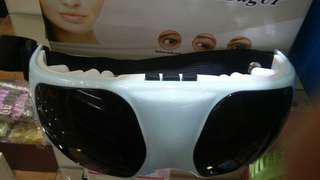 Eye care massage