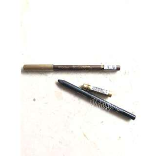 Eyeliner Pencil Waterproof Black01 & Brown05 <take all>