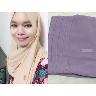 Instant Hijab/Tudung/Shawl Diana