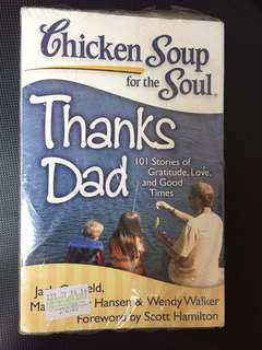 Chicken Soup for the Soul Thanks Dad