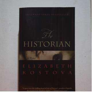 The Historian [Elizabeth Kostova]