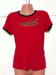 Puma red shirt