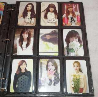 I.O.I Apink Photocard Official