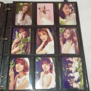 Apink Photocard Official
