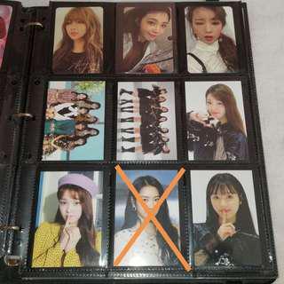 Oh My Girl Photocard Official