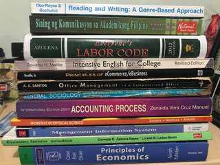 DLSU-D Textbooks