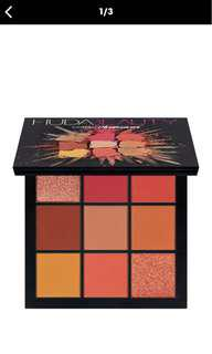 Huda beauty obsessions mini palette free postage