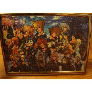 Kingdom Hearts Puzzle Piece