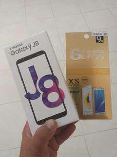 Samsung J8 like new