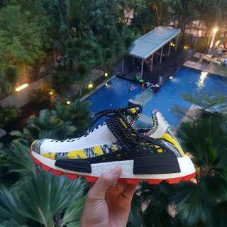 "Adidas Pharrell NMD Hu ""Afro"""