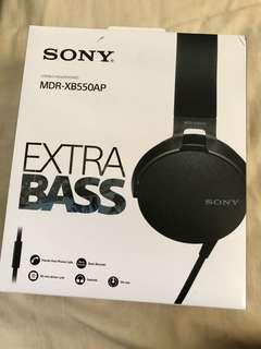 Sony ExtraBass Headphone