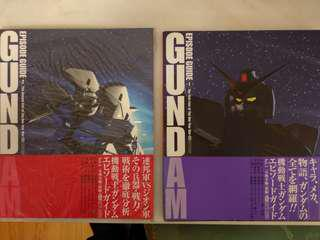 Gundam Episode 1 & 2