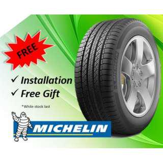 [Brand New] Michelin tyre Size 235/50R18