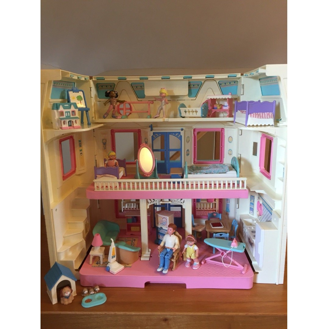 1993 Fisher Price Doll House Toys Games Other Toys On Carousell