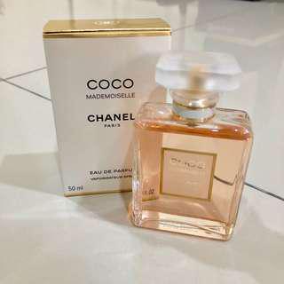 100% ORIGINAL!!! Chanel Coco Mademoiselle EDP