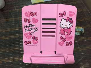 Hello Kitty authentic foldable book stand