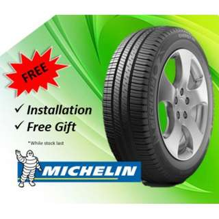 [Brand New] Michelin Tyre Size 195/55R15 others sizes are available