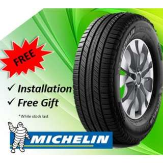 [Brand New] Michelin tyre Size 225/65R17
