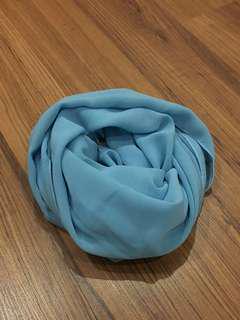 FREE Chiffon shawl