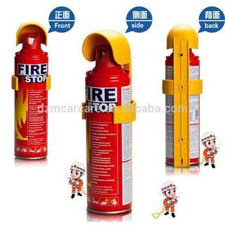 #OCT10 Portable 1000mL Fire Xtinguisher