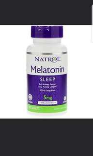 Natrol Melatonin, 5mg, Time Release