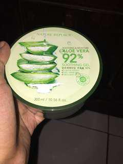 Nature Republic ALOE VERA SHOOTING GELL