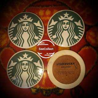 Starbucks Ceramic Coaster