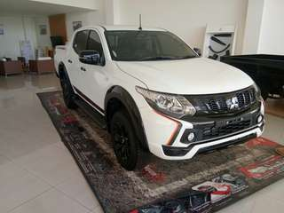Mitsubishi All New Triton Athlete Double Cabin Automatic