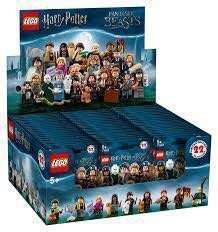 Lego 71022 harry potter minifigs (set of 60)