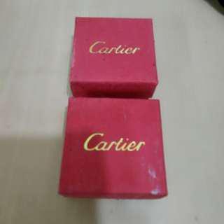 紅色首飾紙盒2入#免購物直接送 #好物免費送