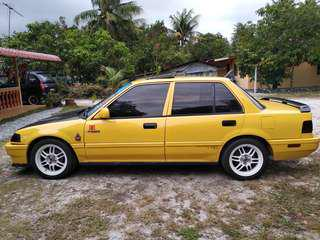 Honda civic ef2